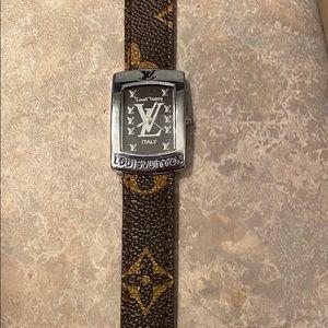 Louis Vuitton Accessories - Authentic vintage Louis Vuitton watch